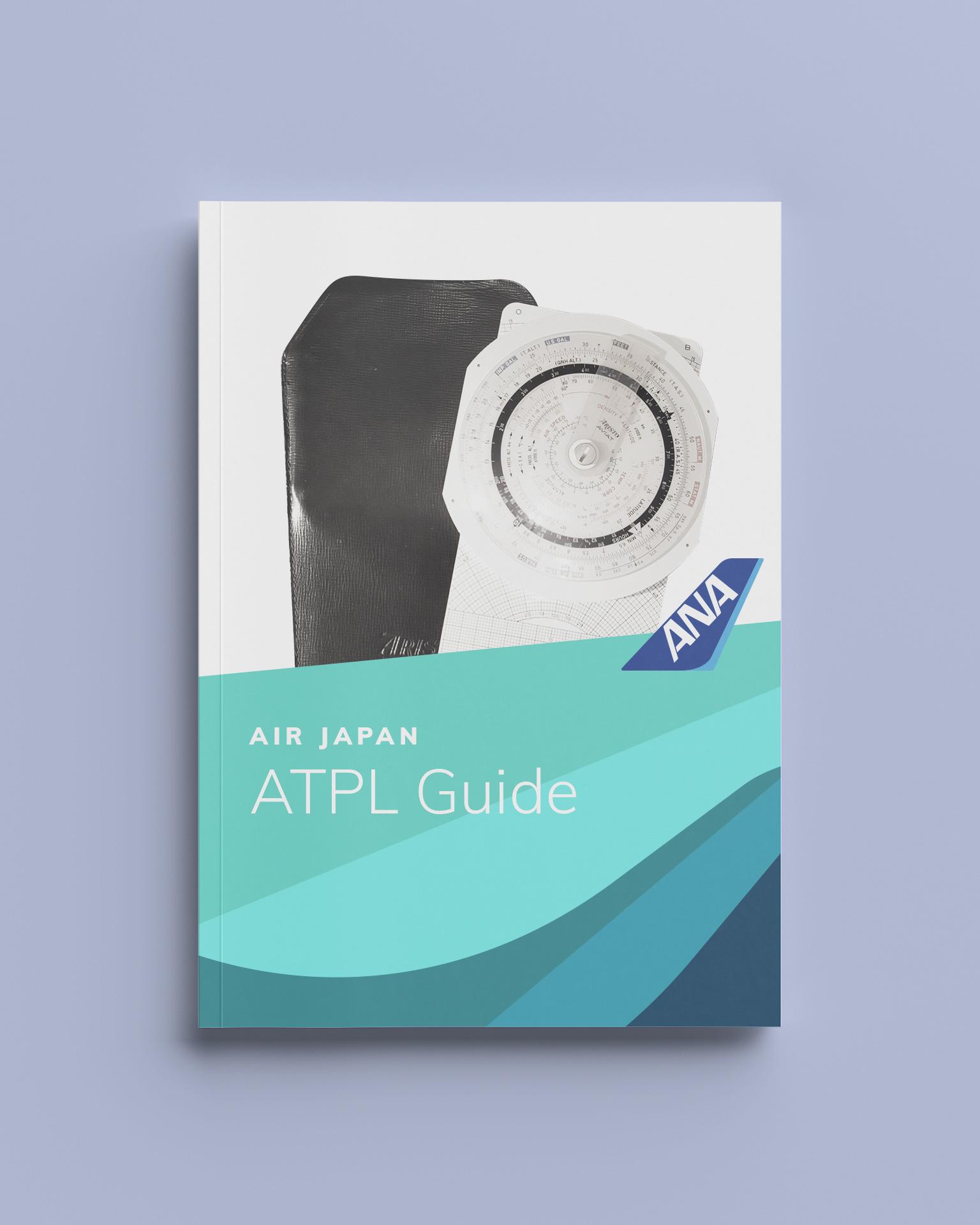 Air Japan ATPL Guide